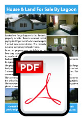 Houses and vacant land for sale in Tonga. Property Tonga sells real estate in the Kingdom of Tonga