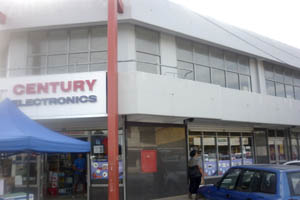 Property Tonga - vacant office space, commercial property, Nuku'alofa