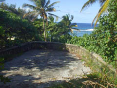 Tonga property beach lot - real estate for resort