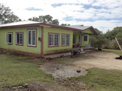 Tonga house project