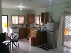 Rental home, study, work, Tonga