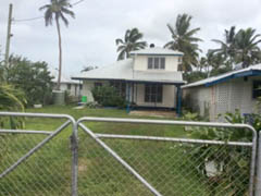 Rental home, holiday stay, work, Tonga