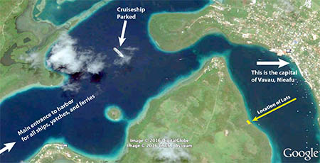 Land Parcels and Islands Property Tonga
