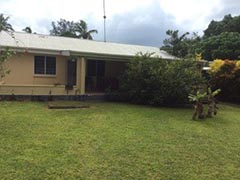 Retirement home, investment in Tonga
